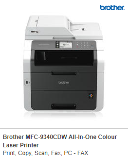 Laser Printer With Copier