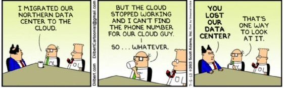 Dilbert Cloud